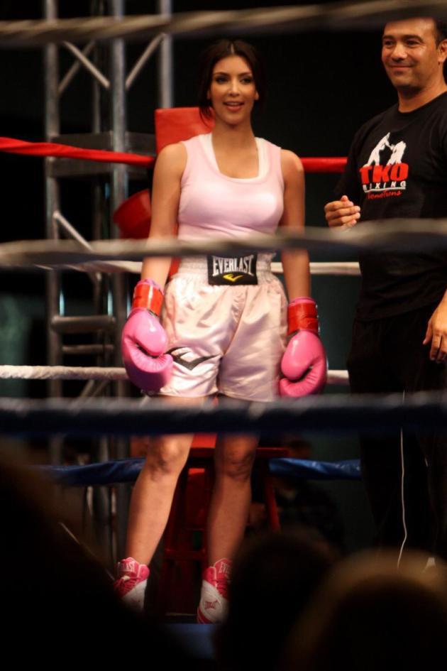 Boxing Beauty