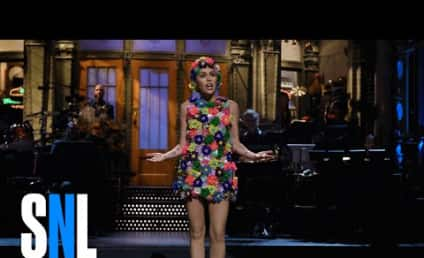 Miley Cyrus Hosts SNL: See the Skits!