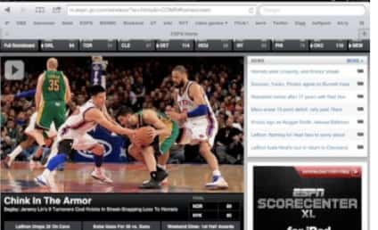ESPN Apologizes for Racist Jeremy Lin Headline