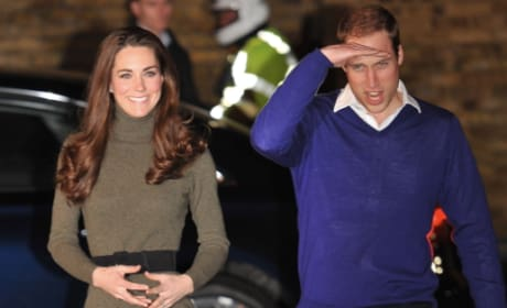 A Prince William and Kate Middleton Pic