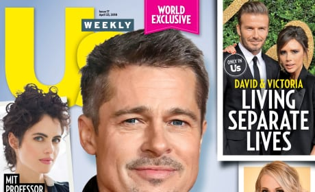 Brad Pitt & Neri Oxman: Actually Dating!