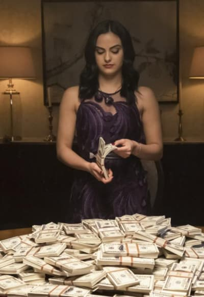 Camila Mendes on Riverdale