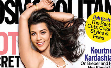 Kourtney Kardashian: My Son Saw Kim's Vagina!