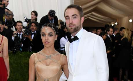 FKA Twigs and Robert Pattinson: 2016 Costume Institute Gala