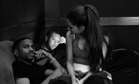 Big Sean, Ariana Grande Instagram