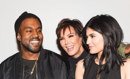 Kris Jenner to Kanye West: I OWN Kim & Kylie, Not You, B-tch!