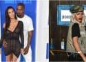 Kim Kardashian: Girl-Crushing Hard On Teyana Taylor