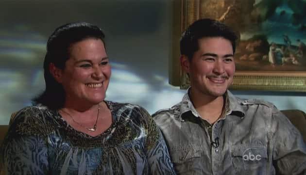 Thomas Beatie and Wife