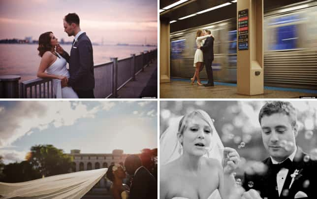 11 beautiful wedding photo gifs the perfect peck