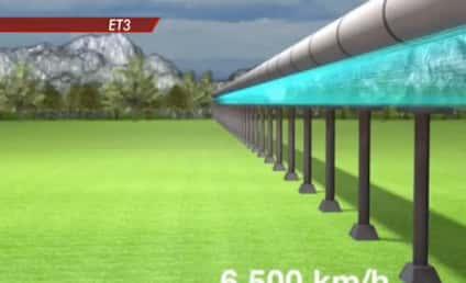 Hyperloop: Literally Space Travel on Earth!