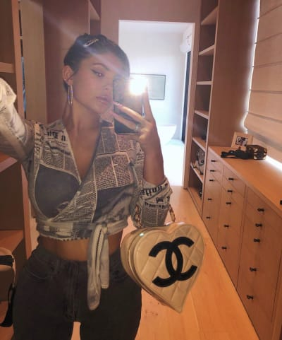 Kylie Jenner Did She Just Hint That Dumped Travis Scott The Hollywood Gossip