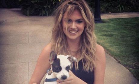 Kate Upton, Doggy Style!