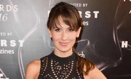 "Hilaria Baldwin Shows Off ""Real Body"" One Day After Giving Birth"