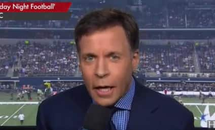 "Bob Costas Labels Redskins Moniker an ""Insult"" and a ""Slur"""