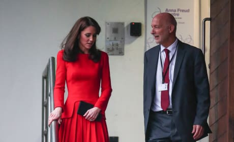 Kate Middleton: Anna Freud Centre Family School Christmas Party