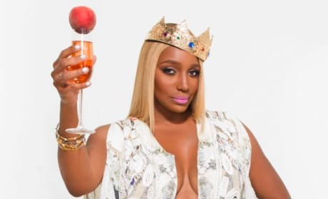 NeNe Leakes as a Queen
