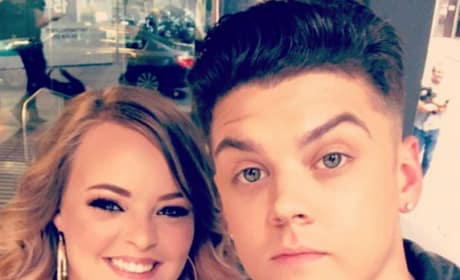 "Catelynn Lowell Teases ""Big News"" ... Is She PREGNANT?!"