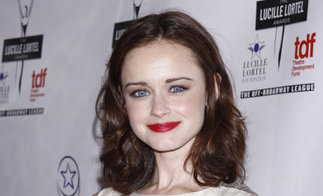 Should Alexis Bledel star in 50 Shades of Grey?