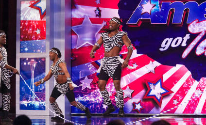 America's Got Talent: Reigning in Seattle?