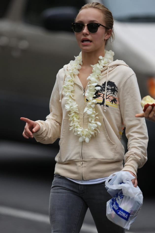 Hayden in Hawaii