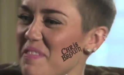 Miley Cyrus in Germany: Wanting to Be Different, Sort of Bashing Chris Brown