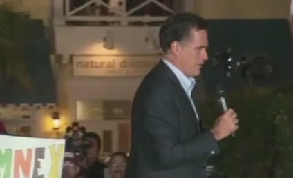 "Mitt Romney Sings ""America the Beautiful,"" Awkwardness Ensues"