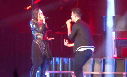 Demi Lovato Reunites with Joe Jonas on Stage: Watch the Performance!