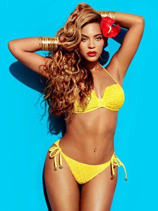 Beyonce H&M Photo
