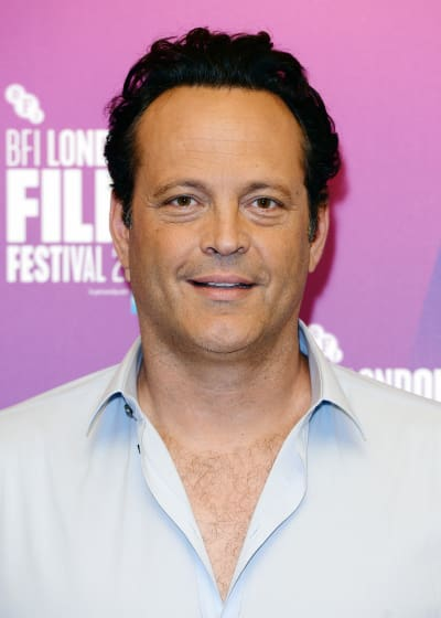 Vince Vaughn in London