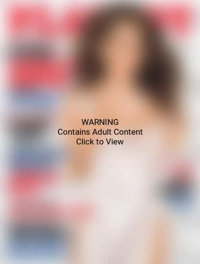 Ashley Dupre Playboy Cover