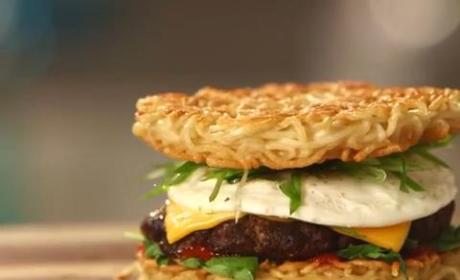 Ramen Burger Recipe