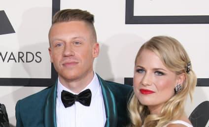 Macklemore and Tricia Davis: Married!