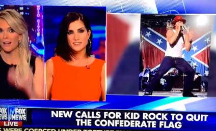 Kid Rock to Confederate Flag Critics: Kiss My Rear End!