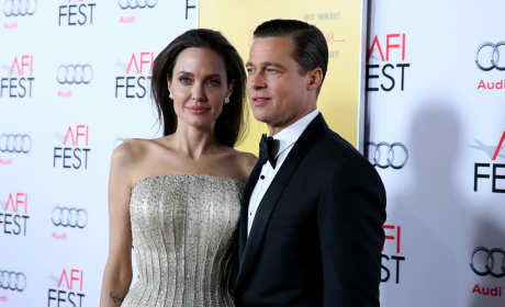 Brad Pitt: Angelina Jolie Slacks Off As A Mom!