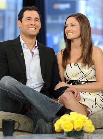 Jason and Molly of The Bachelor