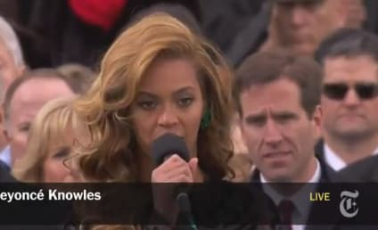 Beyonce Lip-Sync Confirmed, Inauguration Anthem Ruined?