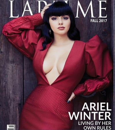 Ariel Winter LaPalme Cover 2017