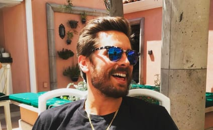 Scott Disick: Spotted with WHOM in Cannes?!?
