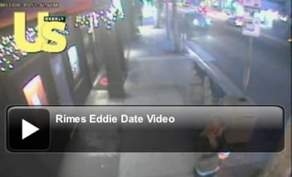 Eddie Cibrian Says Rumors of LeAnn Rimes Affair are Lies; Video Kind of Clearly Shows Otherwise