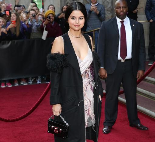 Selena Gomez in The Big Apple