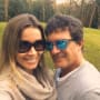 Antonio Banderas with Girlfriend