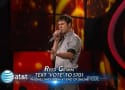 Reed Grimm Moves, Drums Like Jagger on American Idol