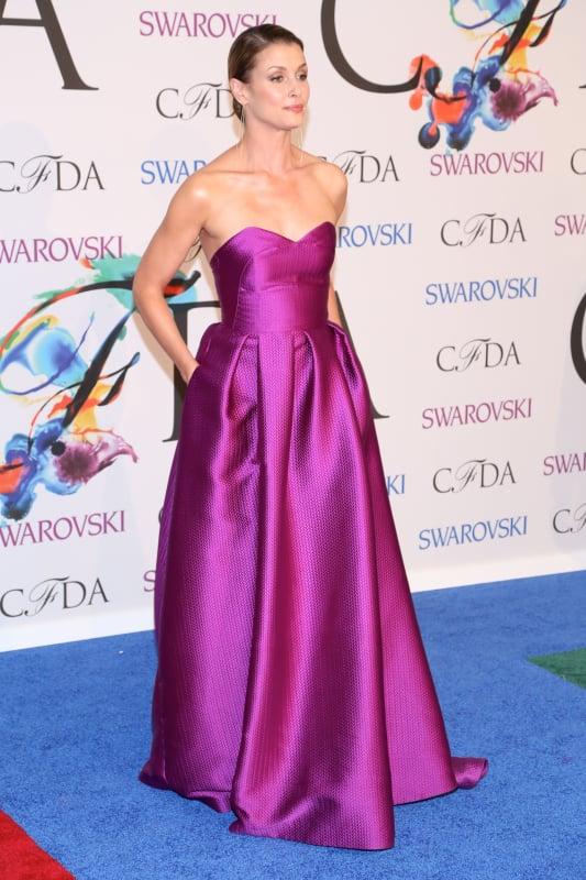 Bridget Monyahan at Fashion Awards