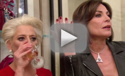 The Real Housewives of New York Season 10 Episode 5 Recap: Tea for Tat