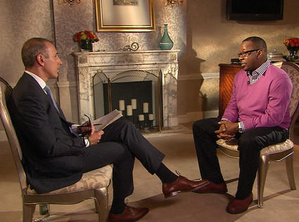 Bobby Brown on Today
