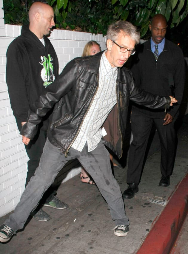 Andy Dick Drunk