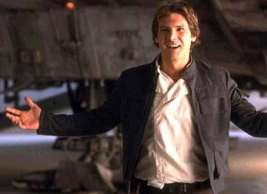 Harrison Ford as Han Solo Photo