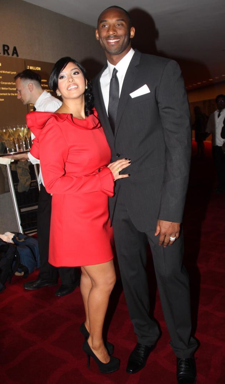 Kobe Bryant, Wife
