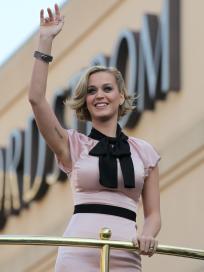 Katy Perry, Blonde Hair Photo