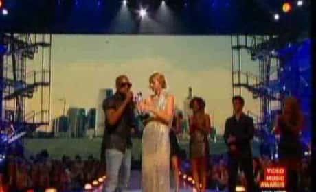 Kanye West vs. Taylor Swift